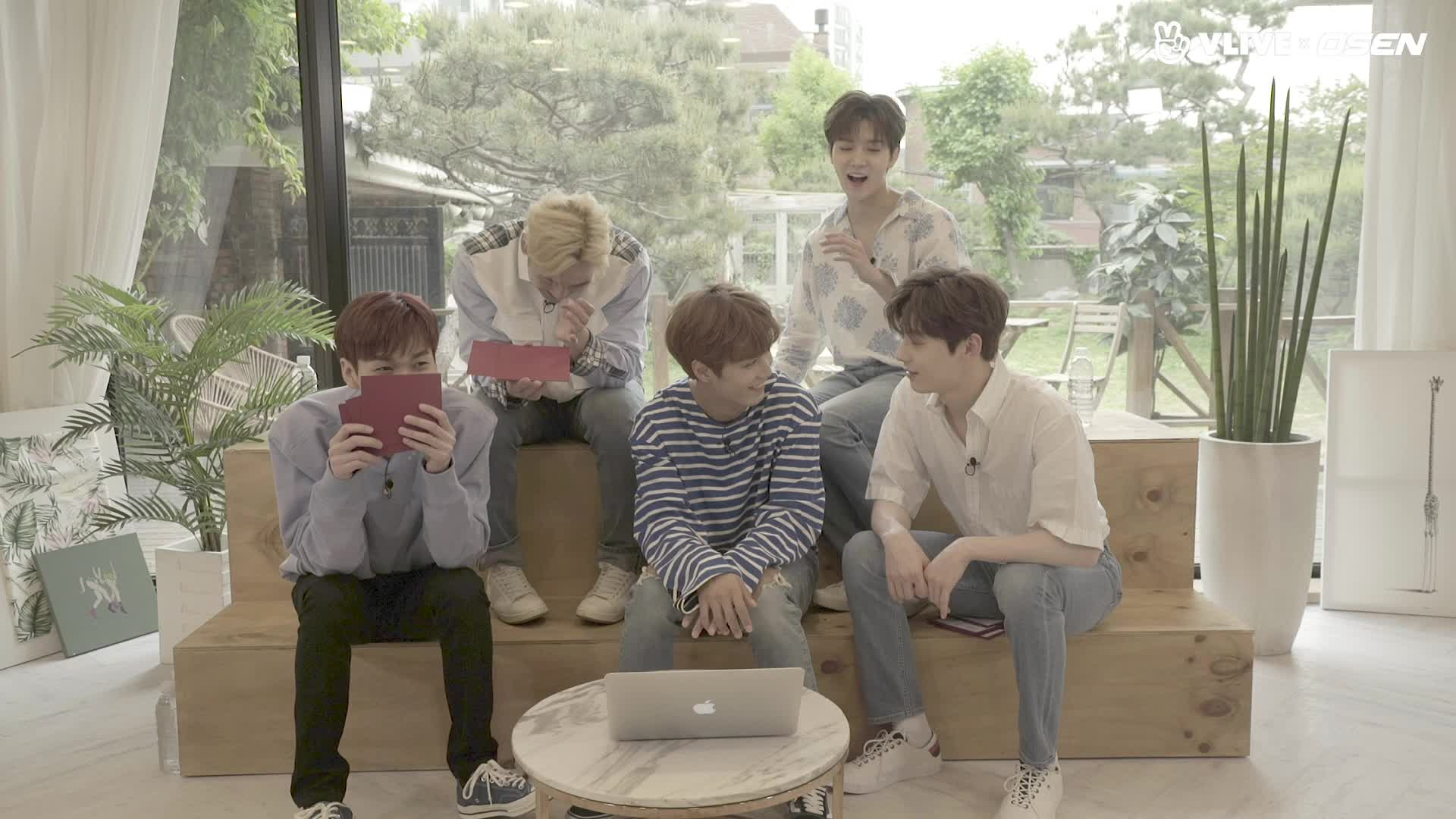 '스타로드' 뉴이스트의 뮤비 코멘터리 #EP 02
