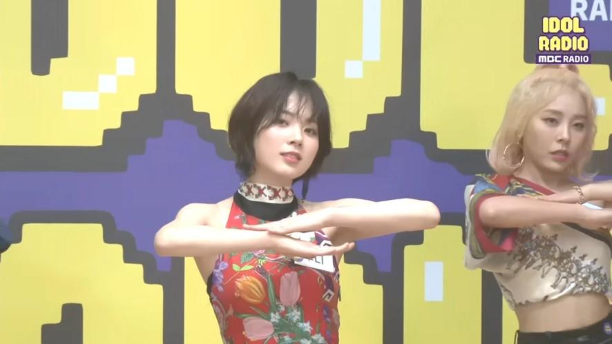 레이디스 코드의 ★☆메들리 댄스☆★