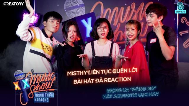 [XXMS] Thách thức Karaoke - Tập 5: Misthy và Danny Võ | Tâm sự mỏng
