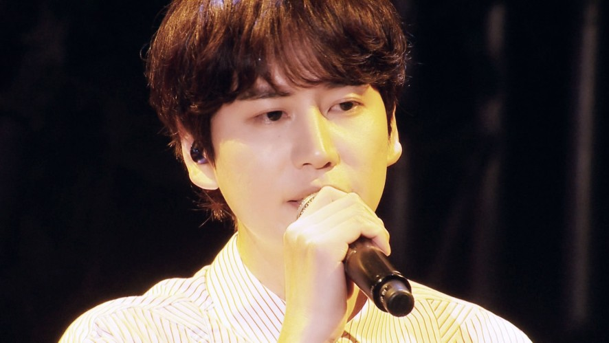 KYUHYUN 규현 '애월리 (Aewol-ri)' Live Ver. @2019 규현 팬미팅 '다시 만나는 오늘'