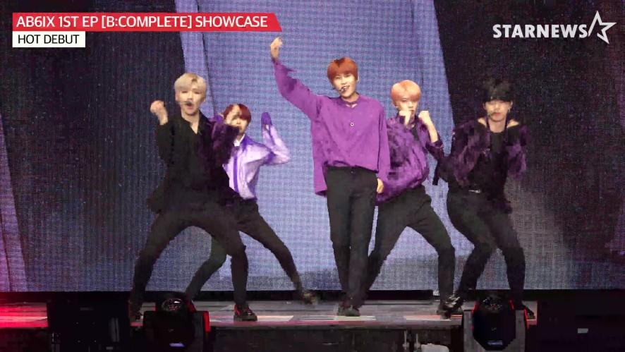 ★ AB6IX (에이비식스) _ BREATHE (브리드) / Showcase Stage★