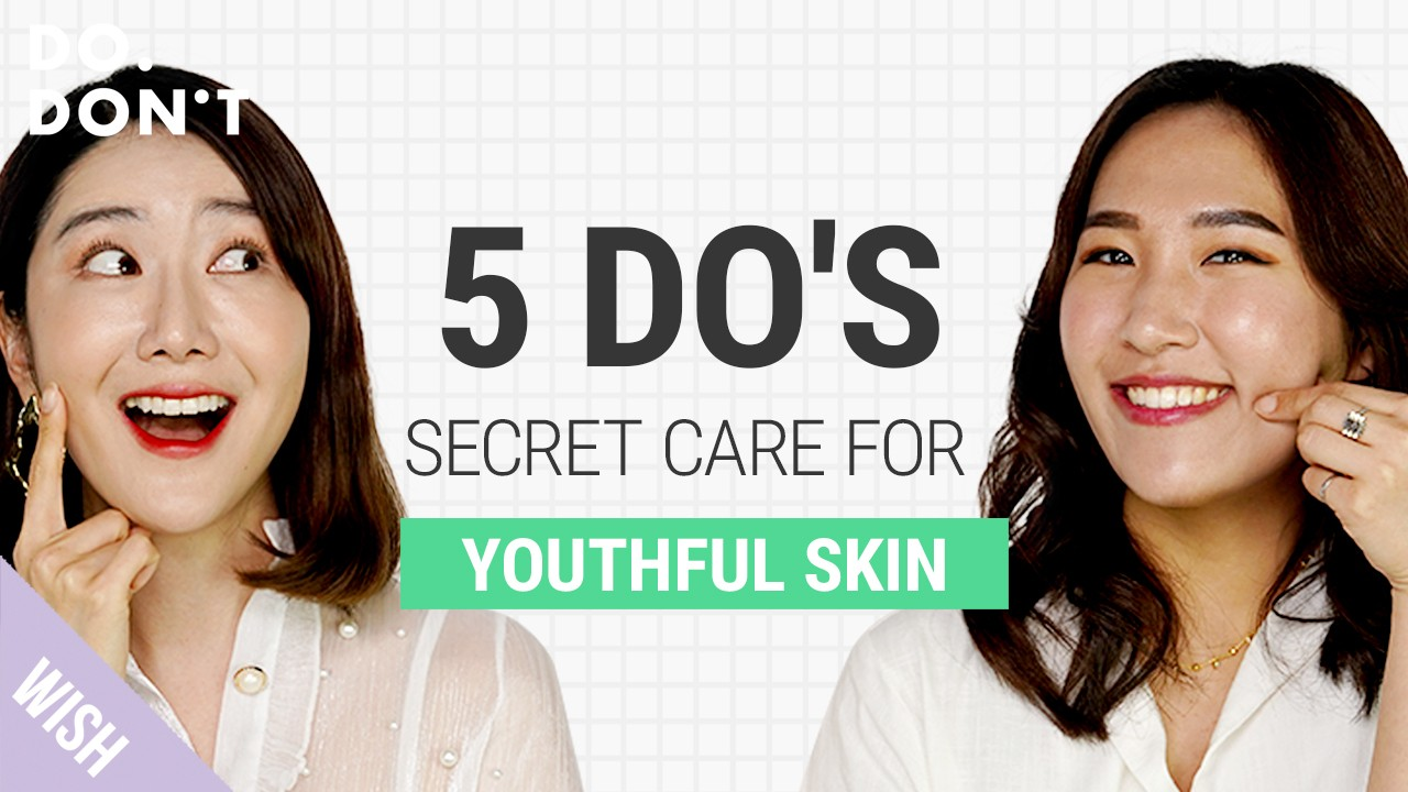 5 Secrets for Youthful Skin to Look 5 Years Younger (ft. Beauty Within)| Do & Don't