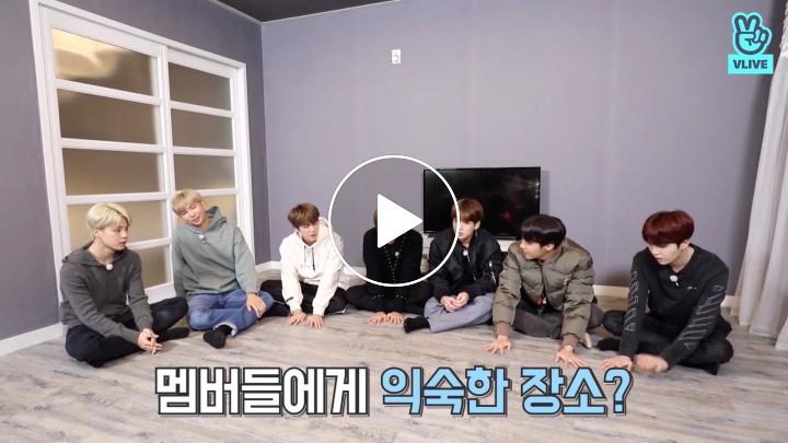 V LIVE - Run BTS! 2019 - EP 73