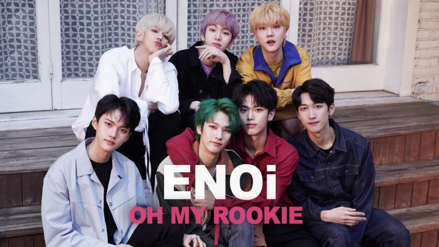 OH MY ROOKIE: ENOI