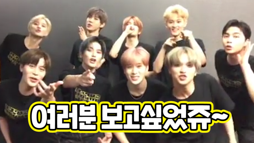 [NCT] 일이칠 텐션 따라가다 벌써 무중력 상태에 있쥬‼️‼️ (NCT 127 talking about their concert and new album)