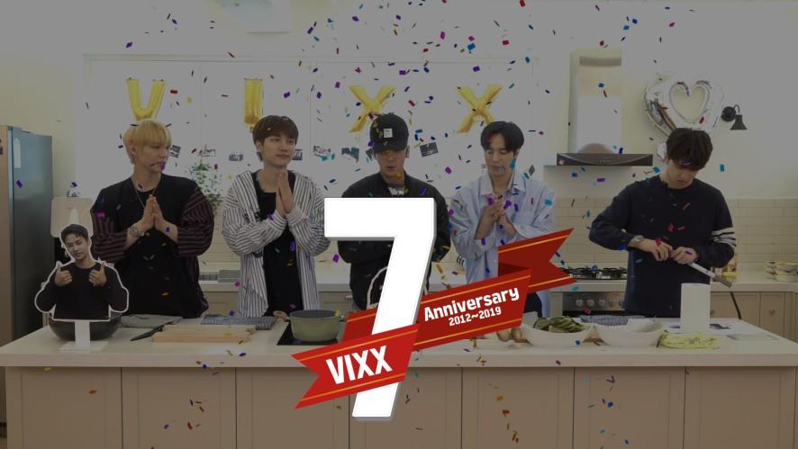 빅스(VIXX) 7TH ANNIVERSARY