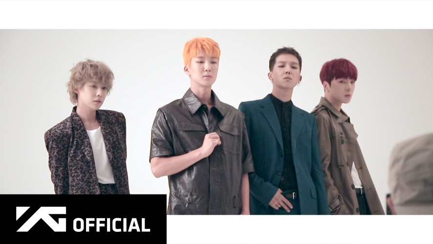 WINNER - 'WE' JACKET SHOOTING FILM