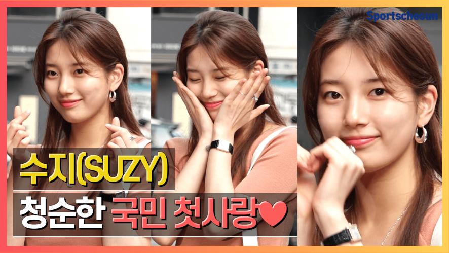 [FANCAM] 수지(SUZY), 청순한 국민첫사랑♥ (Vagabond)