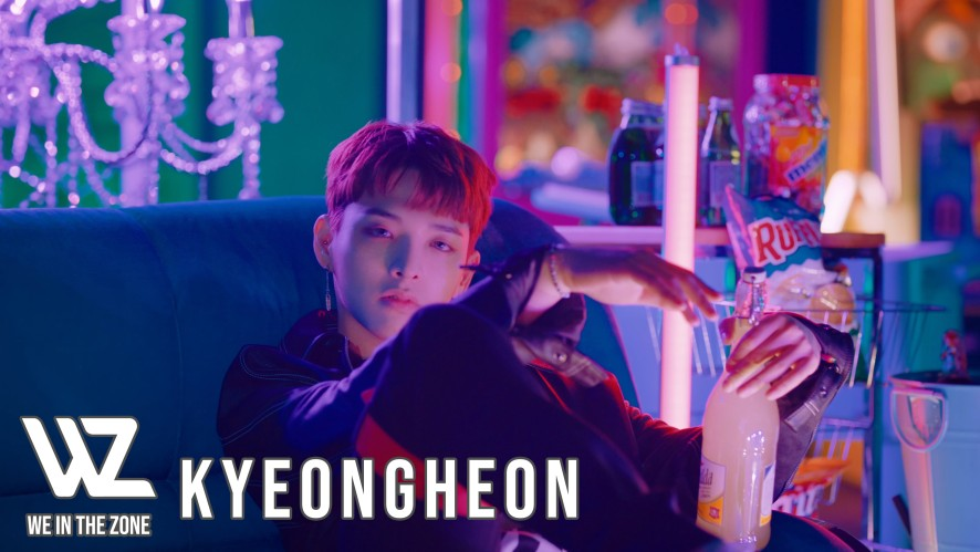 WE IN THE ZONE prologue film #KYEONGHEON