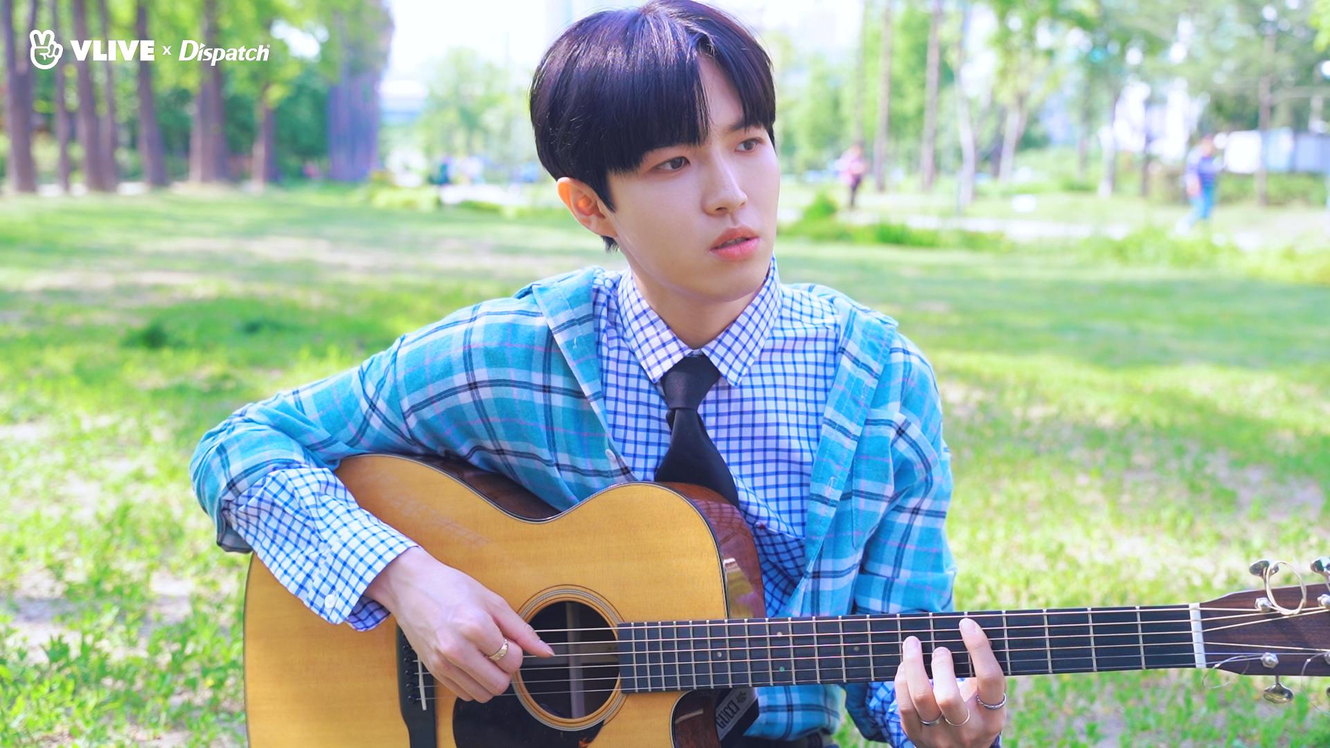 """[ⓓxV] """"그 시절 우리가 사랑했던 짼 선배"""" HD MAKING SKETCH (김재환:KIM JAE HWAN)"""