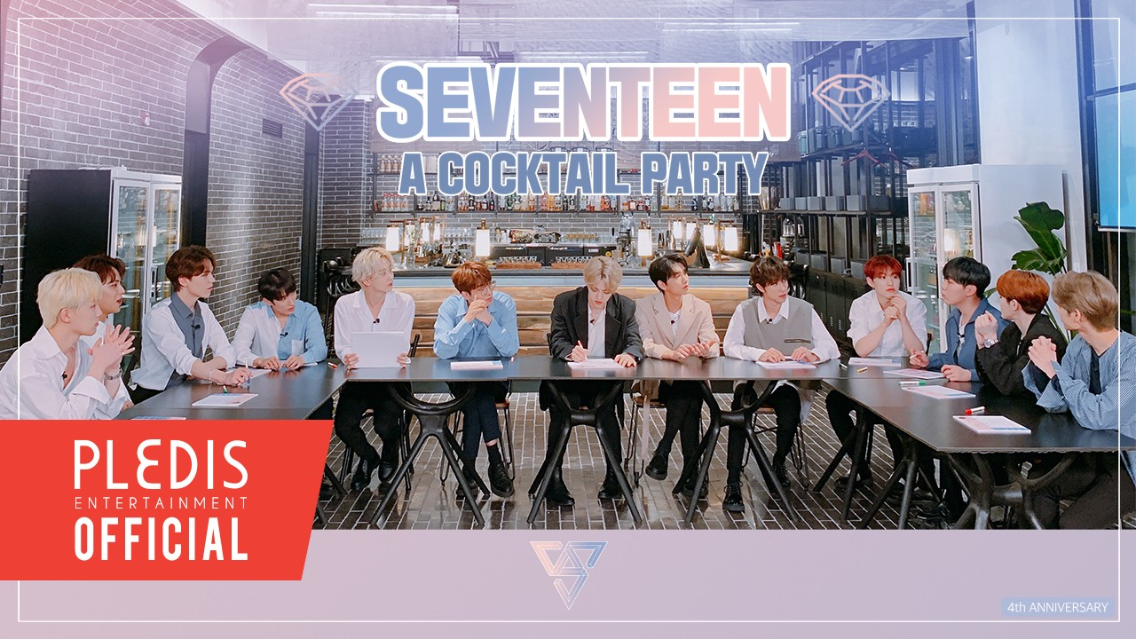 [SPECIAL VIDEO] SEVENTEEN 4TH ANNIVERSARY COCKTAIL PARTY Ver.