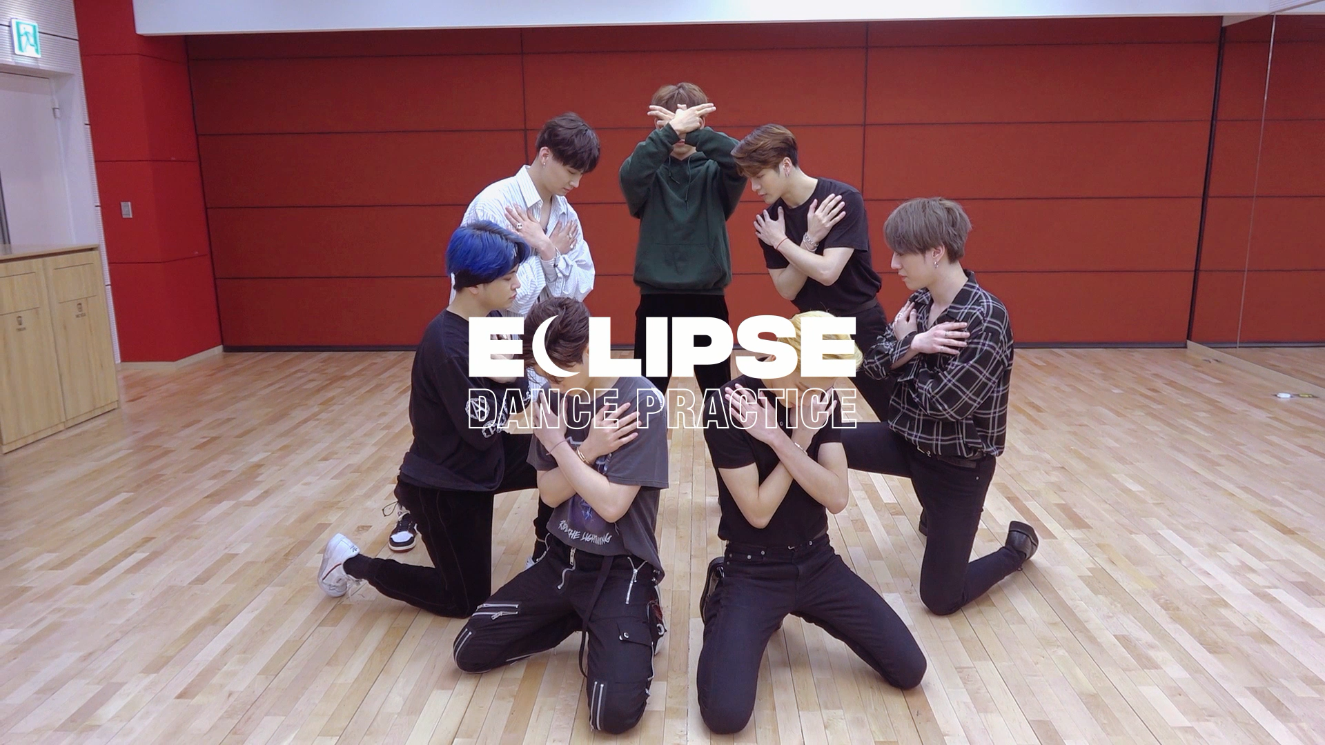 "GOT7(갓세븐) ""ECLIPSE"" Dance Practice"