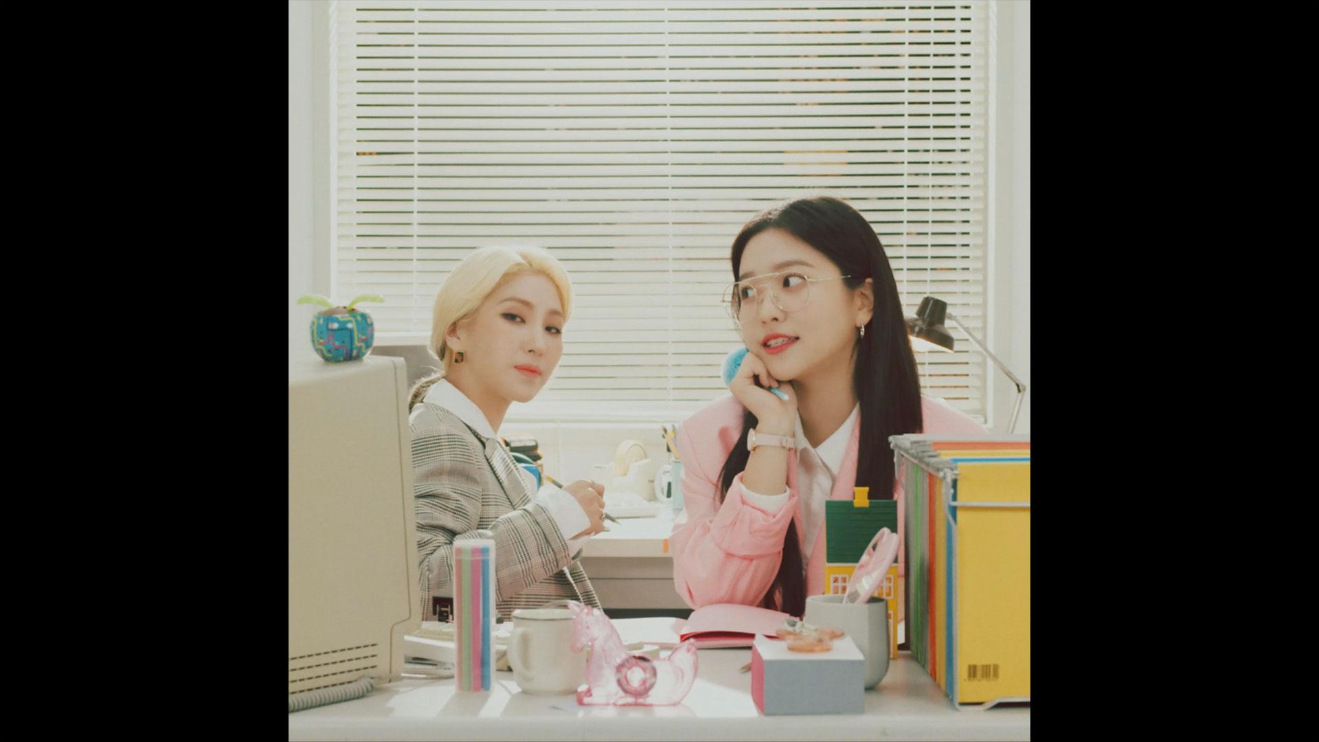GIANT PINK 자이언트핑크 '월요일 보다는 화요일 (Feat. 예리 of Red Velvet)' MV