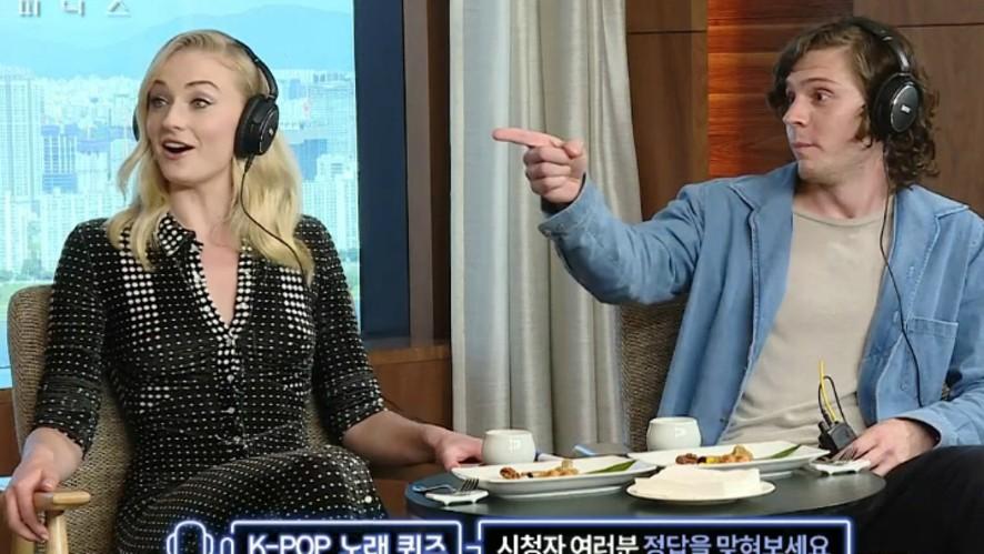 '엑스맨: 다크 피닉스' 무비토크 하이라이트_도전! K-POP 노래를 맞춰라