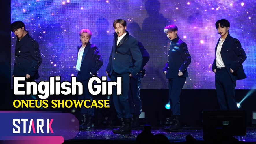 잔망 넘치는 원어스의 'English Girl' (Sub Song 'English Girl', ONEUS SHOWCASE)