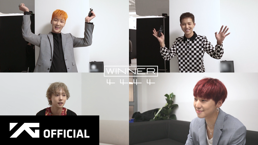 WINNER - 'WINNER 4444' Interview