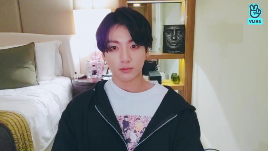BTS Live : 전 눈물이 없는 사람입니다 😭