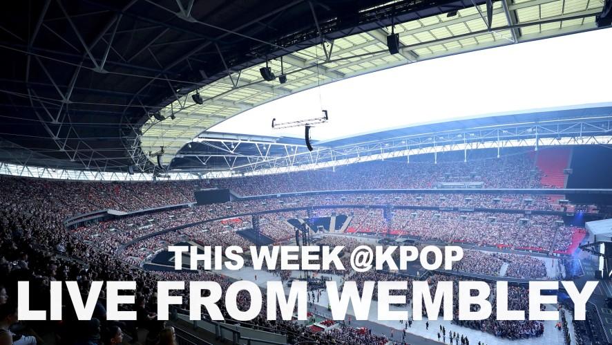Live from BTS Wembley Concert
