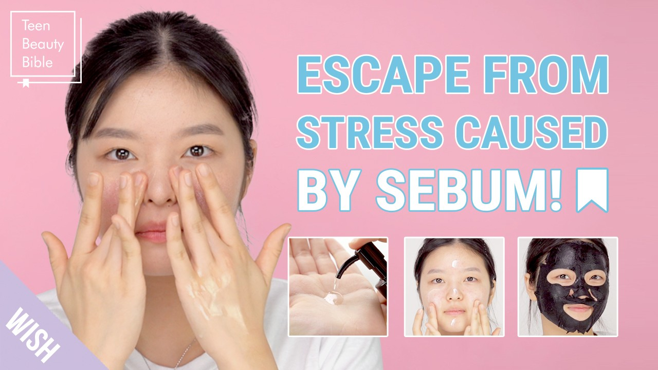 3 Important Tips to reduce excess sebum | How to control Sebum