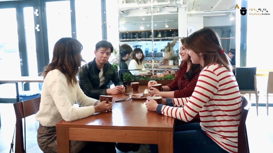[Sejong Korean Conversation]#4. Let's go together to buy something we need(2)_Sejong Hakdang