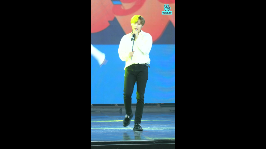[Focused camera] - HA SUNG WOON - TELL ME I LOVE YOU - V HEARTBEAT LIVE MAY 2019