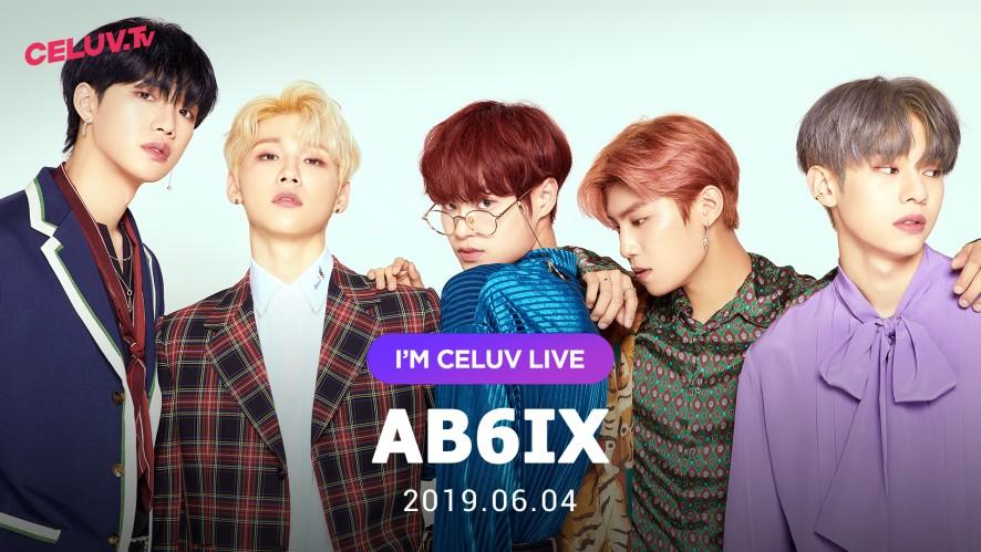 [Replay][I'm Celuv] AB6IX(에이비식스), 브랜뉴보이즈 완전체! (Celuv.TV)