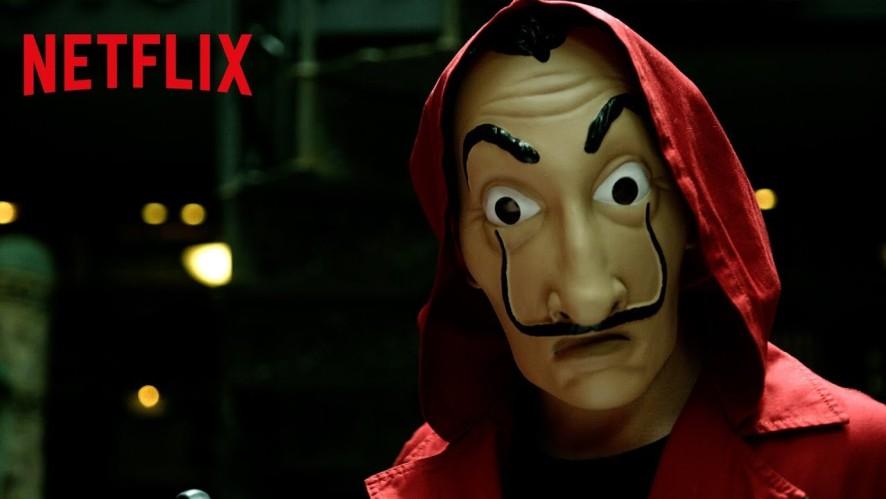 [Netflix] 종이의 집: 파트 3 - 공식 예고편