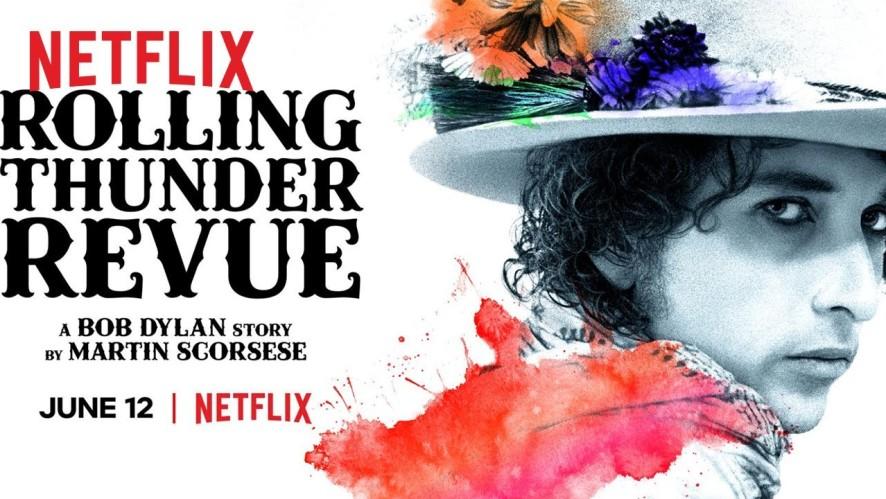[Netflix] 롤링 선더 레뷰: 마틴 스코세이지의 밥 딜런 이야기 - 예고편