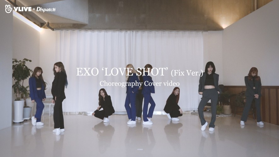 "[ⓓxV]""EXO 'LOVE SHOT' (Fix Ver.)"" (우주소녀:WJSN)"