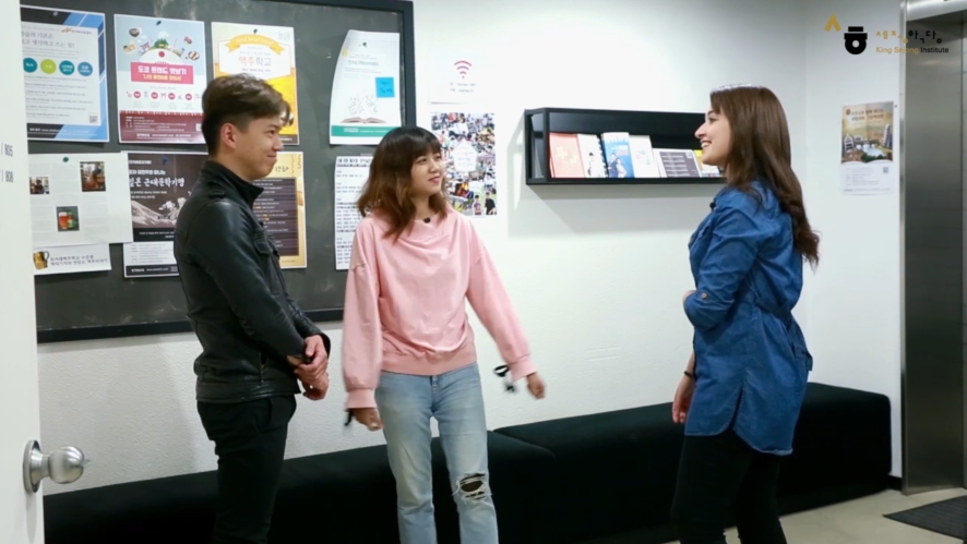 [Sejong Korean Conversation]#7. I wish I could win the prize in the finals(1)_Sejong Hakdang