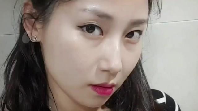 [1분팁]고양이상 아이라인 하는방법 [1min tip] How to draw cat eyes with eyeliner