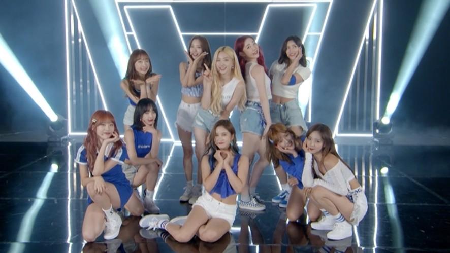 [코인노래방]우주소녀 - Boogie Up