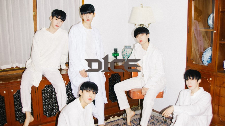 D1CE(디원스) DEBUT CONCEPT PHOTO 01 #MORNING Making Film