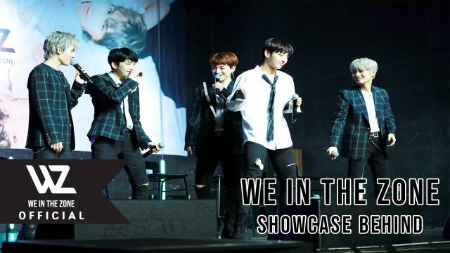 WE IN THE ZONE (위인더존) - 데뷔 쇼케이스 비하인드 (ShowCase Behind)