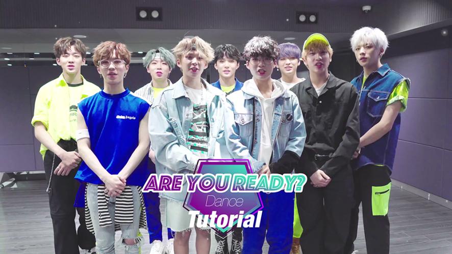 D-CRUNCH(디크런치) - 작당모의(Are you ready?) Dance Tutorial