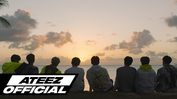 ATEEZ(에이티즈) - 'WAVE' Official MV Teaser