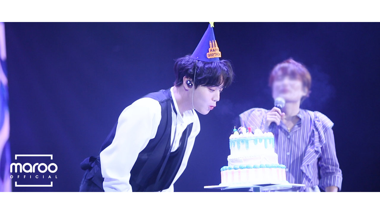 [Wink Arcade] 박지훈 'BIRTHDAY PARTY' 현장 비하인드 Lv.8