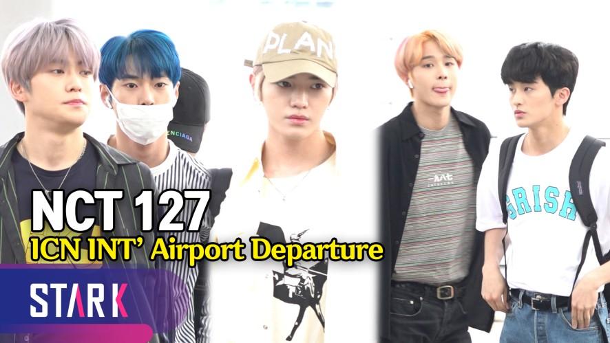 수많은 팬들로 인해 넘어진 NCT 127 도영 (현장)