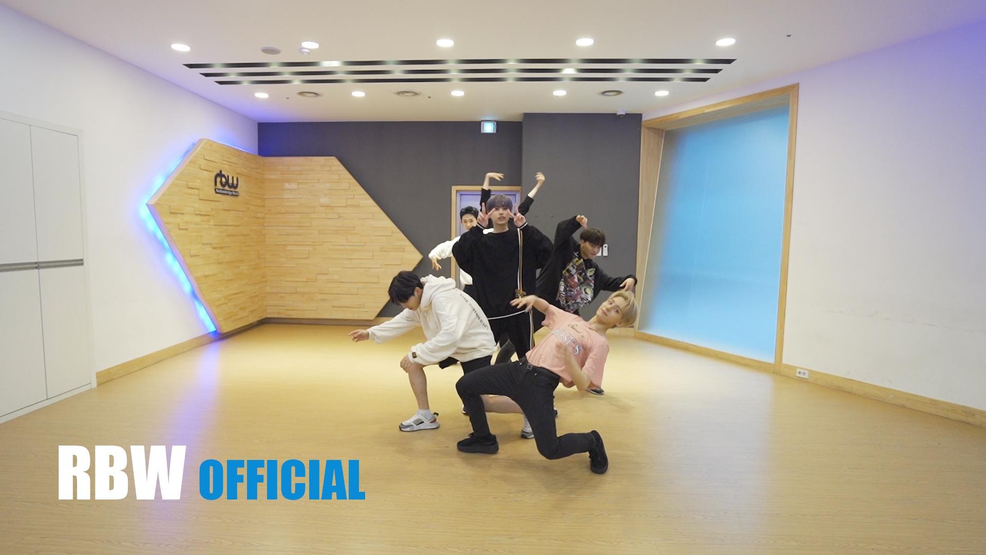 [Choreography] ONEUS(원어스) '태양이 떨어진다 (Twilight)' 사복 안무 영상(댕댕미 Ver.)