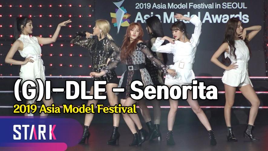 대세다운 퍼포먼스, (여자)아이들의 'Senorita' ((G)I-DLE - Senorita, 2019 Asia Model Festival)