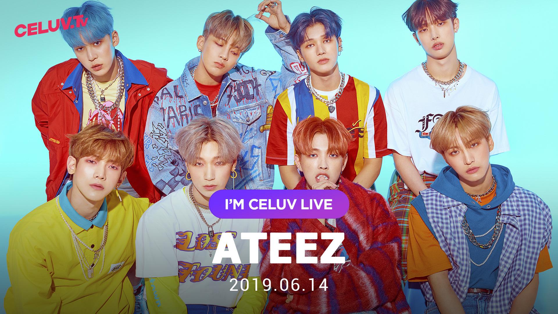 [Replay][I'm Celuv] 에이티즈(ATEEZ), 차세대 글로벌 퍼포먼스돌 (Celuv.TV)