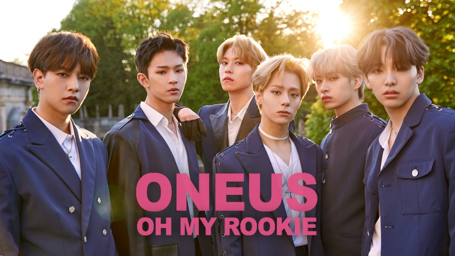 OH MY ROOKIE: ONEUS