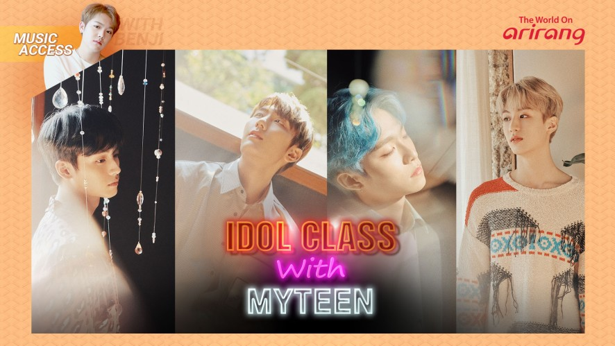 IDOL CLASS with MYTEEN