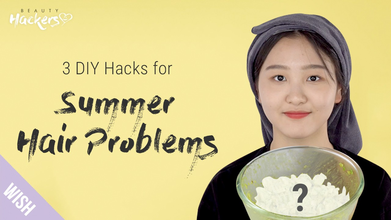 EASY HACKS to Protect Your Hair in Summer | Hair Care Tips & DIY HACKs | BeautyHACKers