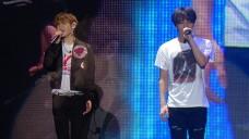 JBJ95 1st ASIA TOUR CONCERT 'HOME' in Bangkok