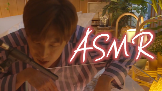 [TVXQ!] 마! 이게 열정맨의 ASMR이다! 풍~덩~💦 (U-KNOW's ASMR)