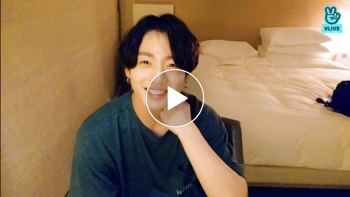 V LIVE - BTS Live : 행복한 시간 후 여유로운 한잔🍷