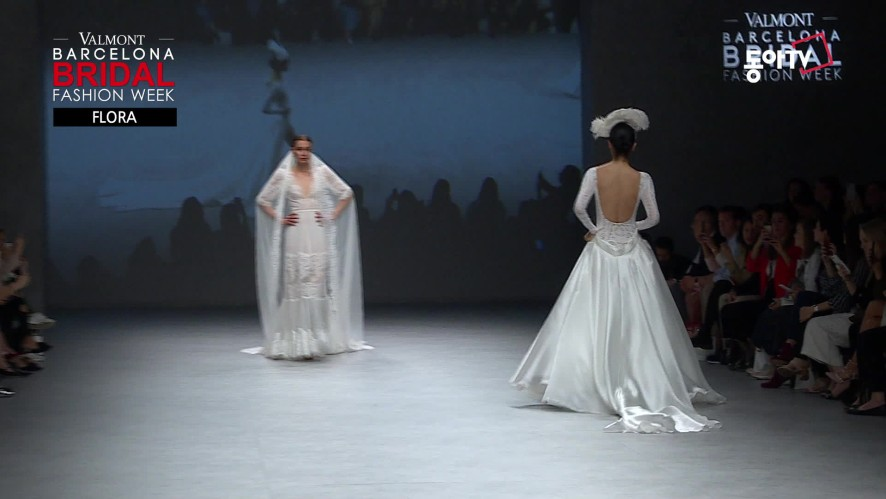 [2019 Barcelona Bridal Week] FLORA