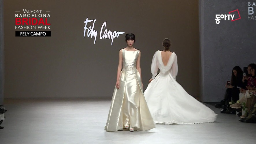 [2019 Barcelona Bridal Week] FELY CAMPO