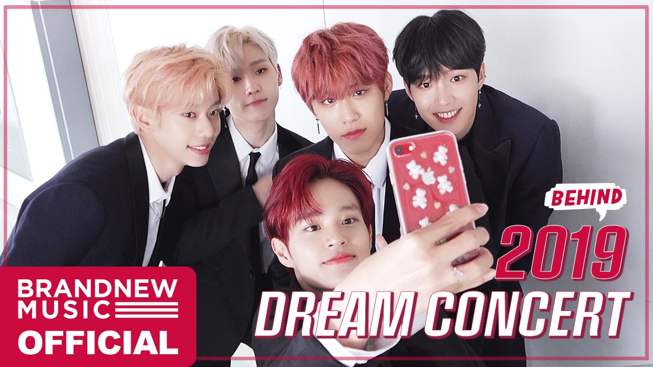 AB6IX (에이비식스) 2019 DREAM CONCERT BEHIND